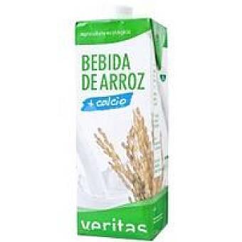 Veritas Bebida de Arroz con Calcio Brik 1 litro