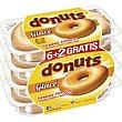 Donuts 6+2 unid Panrico