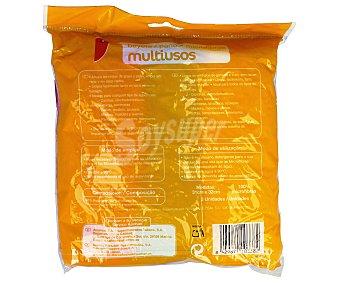 Auchan Lote de 3 bayetas de microfibras, multiusos y de 32x32 centímetros auchan 3u