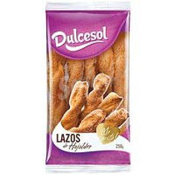 Dulcesol Lazo de hojaldre Paquete 140 g