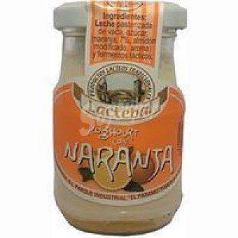 Lactebal Yogur de naranja Tarro 130 g