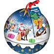 Playmobil bola de navidad XXL contiene monedas de chocolate con leche y un juguete Envase 50 g BIP