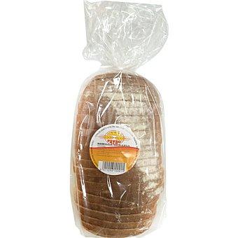 Paybo pan de molde integral semilla canaria Bolsa 600 g
