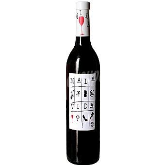 MALA VIDA Vino tinto de Valencia botella 75 cl