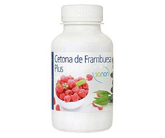 Sanon Complemento alimenticio a base de Cetona de frambuesa 120 uds