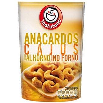 Matutano Anacardos cajus tostados al horno Bolsa 170 g