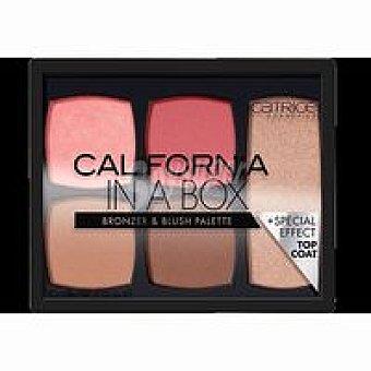 CATRICE Paleta bronceadora-colorete 10 California Pack 1 unid