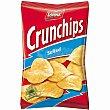 Patatas fritas saladas bolsa 175 g Bolsa 175 g Lorenz Crunchips