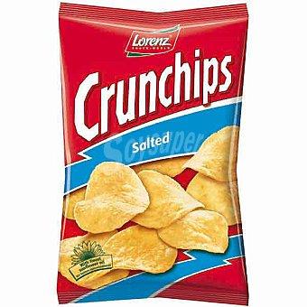 LORENZ CRUNCHIPS Patatas fritas saladas bolsa 175 g Bolsa 175 g