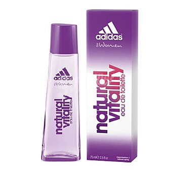 Adidas Colonia women natural vitality 75 cl