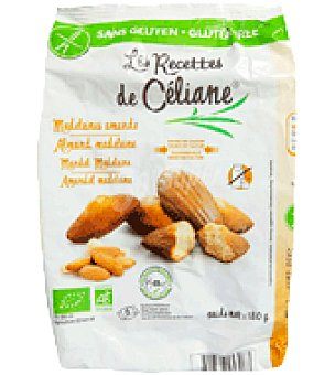 Céliane Magdalenas sin gluten de almendra 210 g