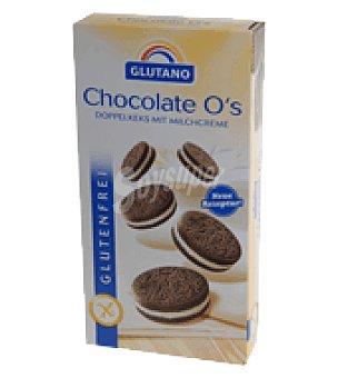 Glutano O´s de chocolate 150 g.