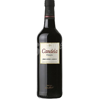 Candela Licor cream Botella 75 cl
