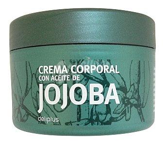 DELIPLUS Crema corporal hidratante jojoba  Tarro de 200 cc