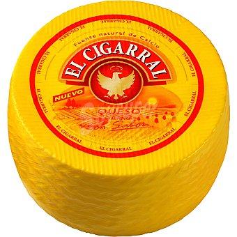 El Cigarral Queso tierno 3 kg peso aproximado pieza