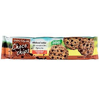 Santiveri Galletas de chocolate choco chip sin azúcar Envase 185 g
