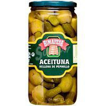 Himafesa Aceitunas rellenas con pinillo Tarro 350 g
