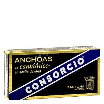 Consorcio Anchoa en aceite de oliva gourmet serie limitada 29 g