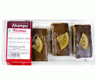 PASTELERÍA Chocolate y Naranja 370g