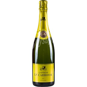 LE CARROSSE Champagne brut tradition botella 75 cl