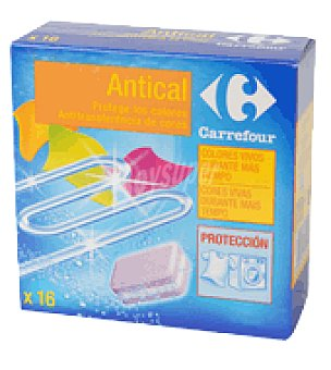 Carrefour Antical triple capa 16 ud