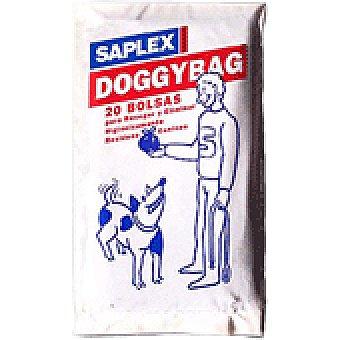 Saplex Bolsa higienica perro 30 UNI
