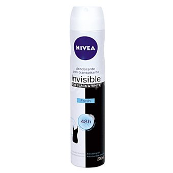 Nivea Desodorante invisible fresh spray 200 ml Spray 200 ml