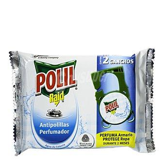 Polil Raid Antipolilla colonia 2 ganchos 1 ud