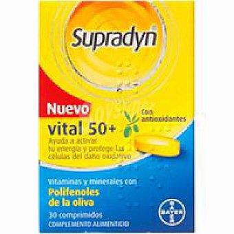 Supradyn Complemento vitamínico vital Caja 50+30 unid