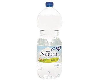FONT NATURA Agua mineral 1,5 l