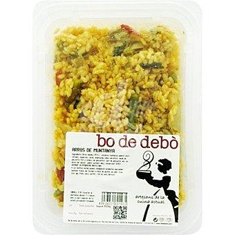 Bo de Debò Arroz de montaña envase 300 g