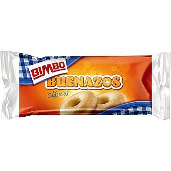 Bimbo Buenazos clásicos con azúcar bolsa 100 g 2 unidades