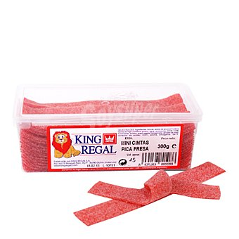 King Regal Mini cintas pica fresa 300 g