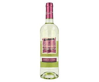 Etcétera Vino blanco semidulce verdejo y viura con denominación de origen Rueda Botella de 75 cl