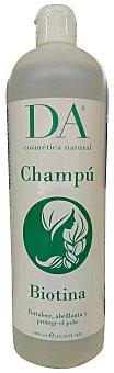 DA Champu cabello con biotina fortalece, abrillanta y protege Botella 1 l