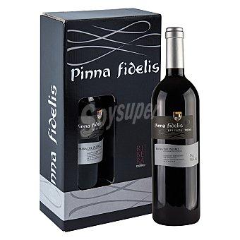 Pinna Fidelis Estuche de vino D.O. Ribera del Duero tinto reserva Pack 2x75 ml
