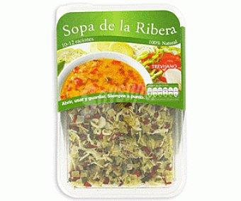 Trevijano Sopa de la Ribera Deshidratada 100 Gramos