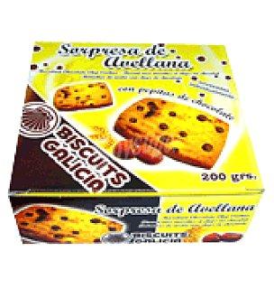 Biscuits Galicia Galleta avellana sorpresa 200 g