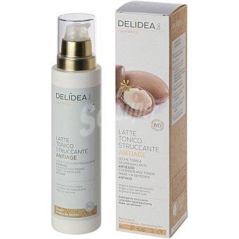 Delidea Bio leche tonica desmaquillante anti edad envase 200 g Envase 200 g