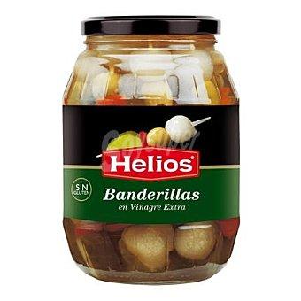 Helios Banderillas en vinagre extra sin gluten 350 G 350 g