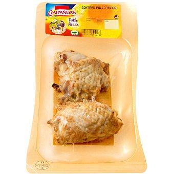 AVECLASS Contramuslos asados de pollo bandeja 185 g Bandeja 185 g