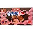 Cubanban ambrosías cubiertas de chocolate 14 unidades estuche 280 g estuche 280 g Bandama