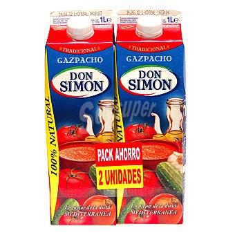 Don Simón Gazpacho Pack de 2x1 l