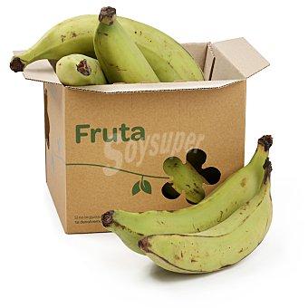 Carrefour Plátano de freir 1 Kg aprox Bandeja de 1000.0 g. aprox