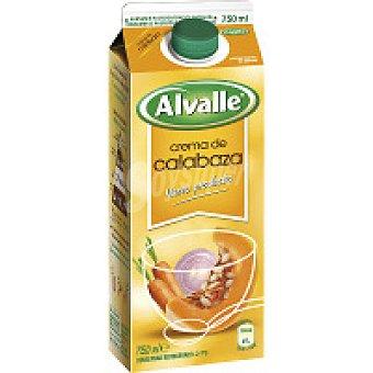 Alvalle Crema de calabaza Brik 750 ml