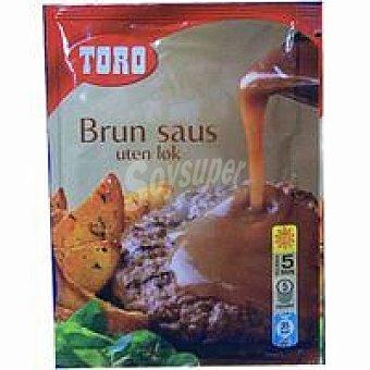 Toro Salsa marrón Sobre 45 g