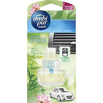 AmbiPur Ambientador de coche Breathe Easy respira fresca Car fragancia de eucalipto recambio 7 ml