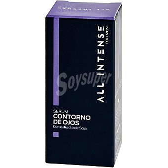 All Intense Sérum contorno de ojos con extracto de soja For men Dosificador 15 ml