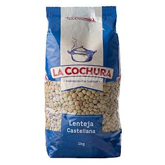 LA COCHURA Lentejas castellanas Bolsa de 1 kg