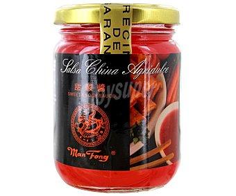 Manfong Salsa agridulce Frasco 235 ml